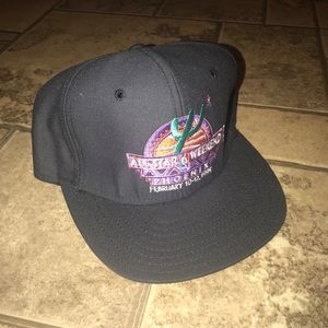 Vintage NBA Phoenix All Star Weekend 1995 SnapBack